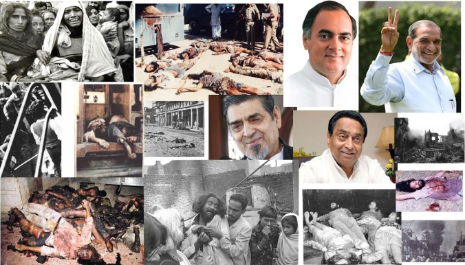 Till the last Sikh burns: 1984 – State sponsored Sikh genocide
